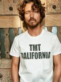 TMT × Blackies 10周年記念 別注 S/SL 19/1 RAFI JERSEY T-SHIRT (TMT CALIFORNIA) WHITE