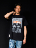 SEVESKIG T-SHIRT(NO WAY) BLACK 予約