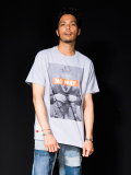 SEVESKIG T-SHIRT(NO WAY) GRAY 予約