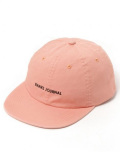 BANKS LABEL CAP FADED PEACH