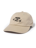 THE QUIET LIFE Drunk As Hell Dad Hat TAN