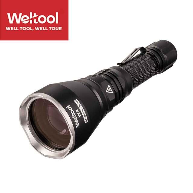 【Weltool(ウェルツール)】W4  /LEP ホワイト Max560ルーメン/照射距離2.6km