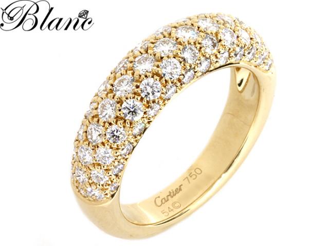 カルティエ ◆ ミミスターリング / クラシックダイヤモンドリング