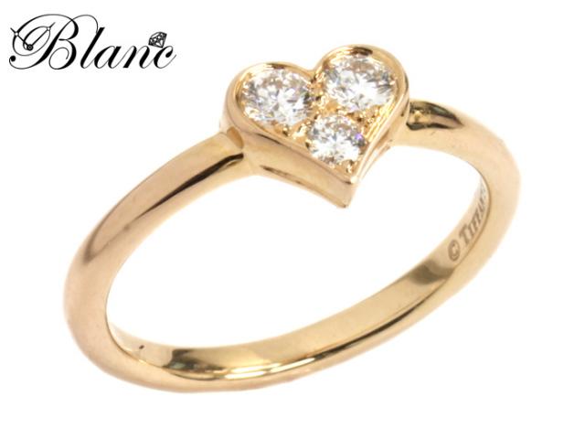 ティファニー センチメンタル ダイヤモンドリング