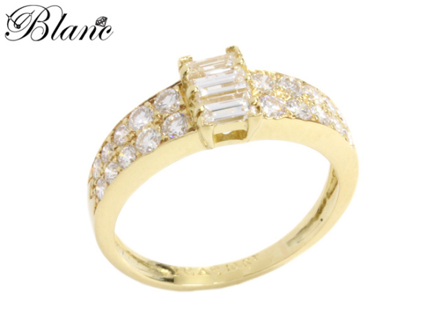 ヴァンクリーフ&アーペル ◆ ダイヤモンドリング