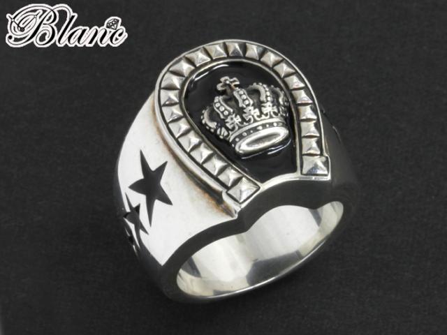 ジャスティンデイビス ◆ Luck Star Crown ring (SRJ267)