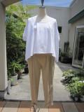 nill style cafe ニル スタイル カフェ 幅広いTシャツ t15-14F01