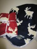 Reindeer Reindeer ブランケット