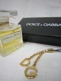 DOLCE&GABBANA ストラップキーホルダー