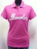 MONCLER モンクレール 刺繍 レディースポロシャツ 84641