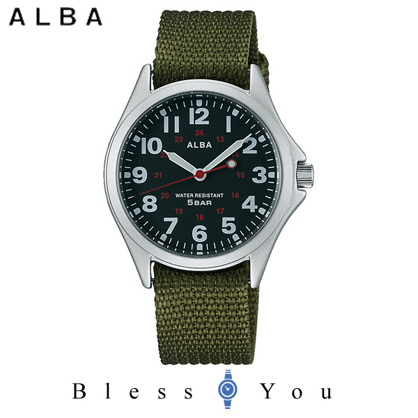 huge selection of 6de49 81d77 ALBA アルバ 腕時計 メンズ スポーツ AQPK403 4,0