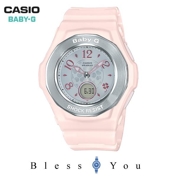 CASIO BABY-G カシオ ソーラー電波 腕時計 レディース ベビーG 2019年2月新作 クローバーダイアル BGA-1050CD-4BJF 22,0