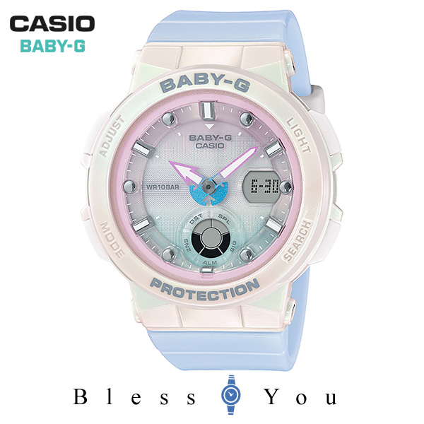 CASIO BABY-G カシオ 腕時計 レディース ベビーG 2019年7月新作 BGA-250-7A3JF 13,0