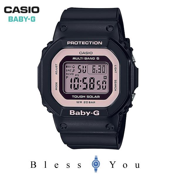 CASIO BABY-G カシオ ソーラー電波 腕時計 レディース ベビーG 2019年2月新作 BGD-5000-1BJF 18,0