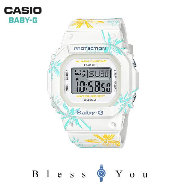 カシオ 腕時計 レディース ベビーG 2018年6月新作 BGD-560CF-7JF