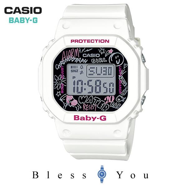 CASIO BABY-G カシオ 腕時計 レディース ベビーG 2018年11月新作 BGD-560SK-7JF 9.5,0