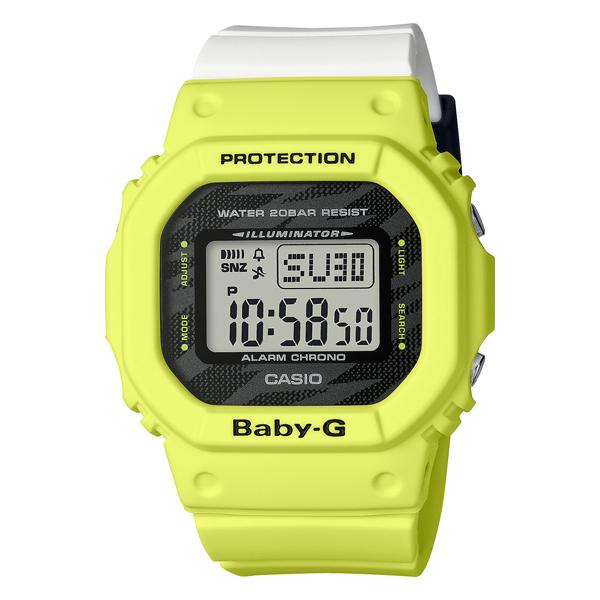 CASIO BABY-G カシオ 腕時計 レディース ベビーG 2020年7月新作 BGD-560TG-9JF 10,5