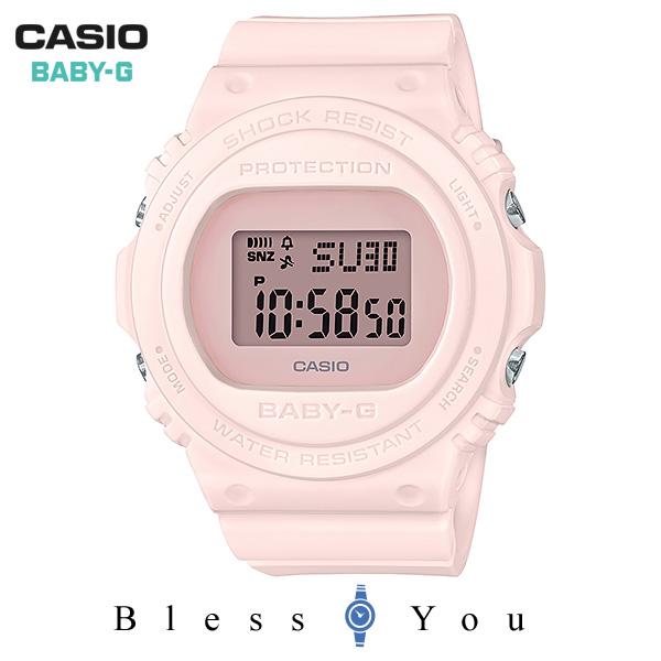 CASIO BABY-G カシオ 腕時計 レディース ベビーG 2019年8月新作 BGD-570-4JF 9,5