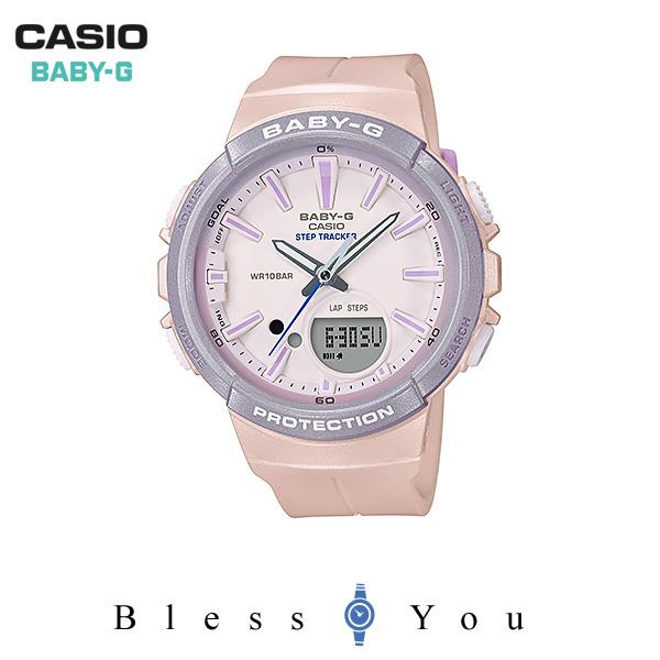 カシオ 腕時計 レディース ベビーG 2018年5月新作 BGS-100SC-4AJF