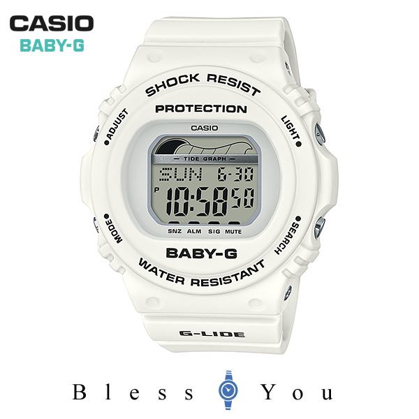 BABY-G カシオ 腕時計 レディース ベビーG 2019年4月新作 BLX-570-7JF