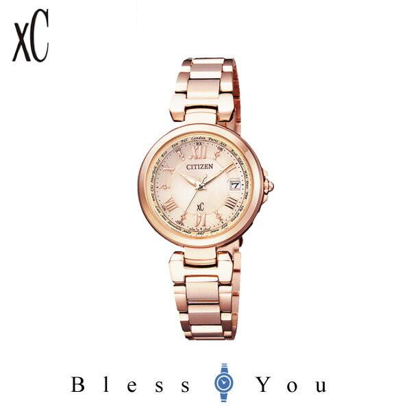 電波 クロスシー XC レディース 腕時計 シチズン EC1032-54X 58,0