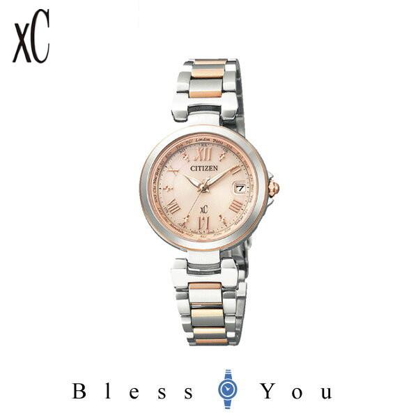 電波 クロスシー XC レディース 腕時計 シチズン EC1034-59W 58,0