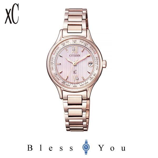 XC シチズン 電波ソーラー 腕時計 レディース クロスシー
