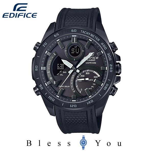 CASIO EDIFICE カシオ ソーラー 腕時計 メンズ エディフィス 2019年11月新作 ECB-900YPB-1AJF 40,0