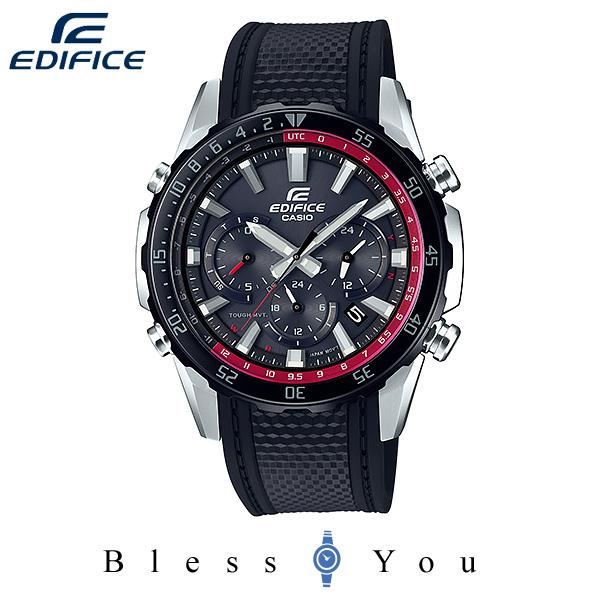 CASIO EDIFICE カシオ ソーラー電波 腕時計 メンズ エディフィス 2019年11月新作 EQW-T670PB-1AJF 45,0