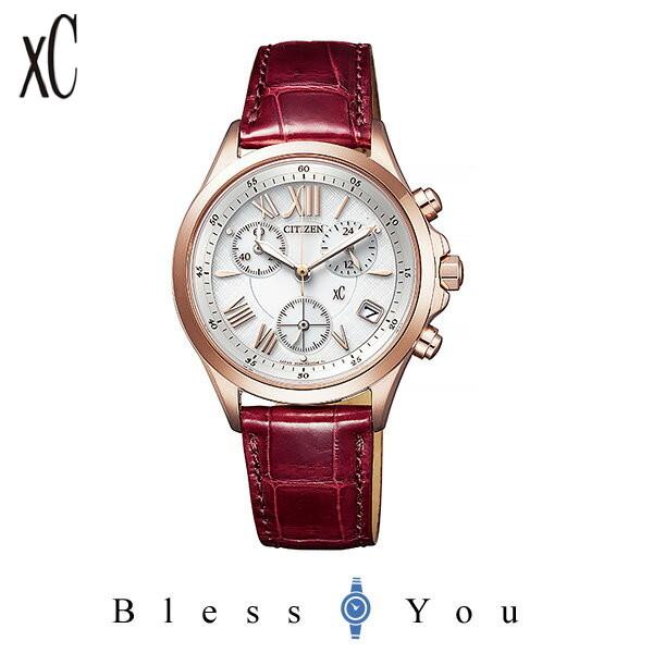 CITIZEN XC シチズン ソーラー 腕時計 レディース クロスシー 2018年11月 FB1405-07A 45,0