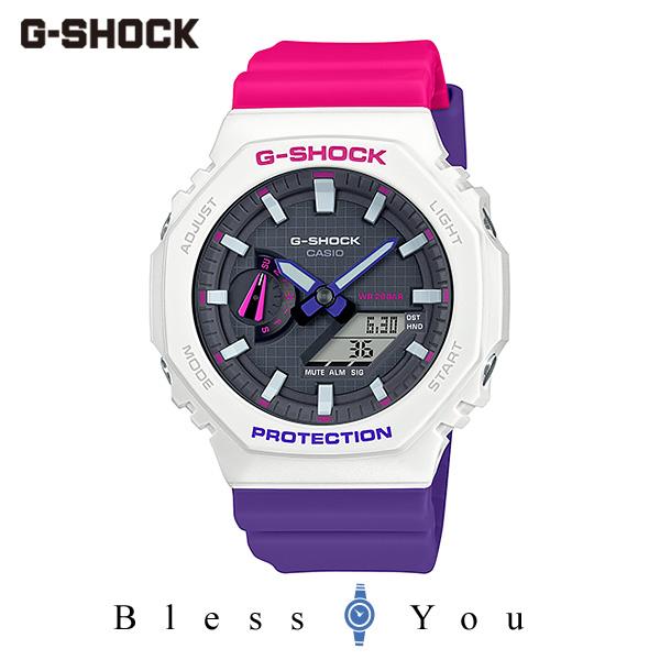 CASIO G-SHOCK カシオ 腕時計 メンズ Gショック 2019年11月新作 Throwback 1990s GA-2100THB-7AJF 14,5