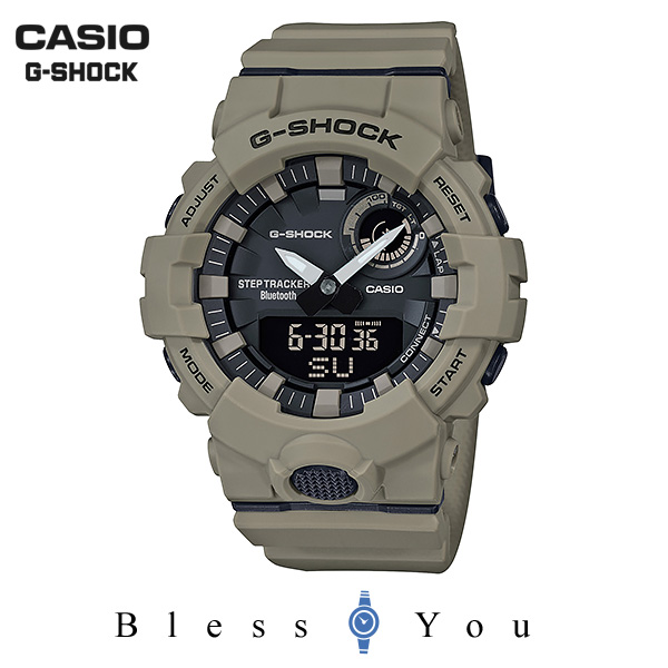 CASIO G-SHOCK カシオ 腕時計 メンズ Gショック 2019年3月新作 G-SQUAD GBA-800UC-5AJF 16,5