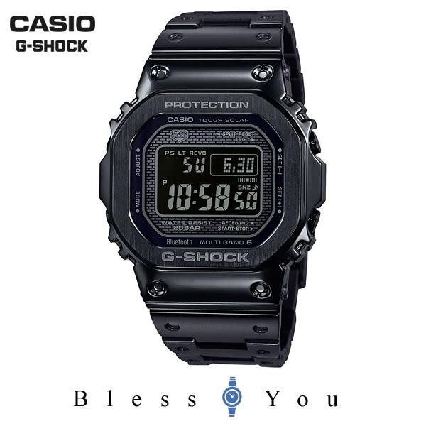 CASIO G-SHOCK カシオ 電波ソーラー 腕時計 メンズ Gショック 2018年9月 GMW-B5000GD-1JF