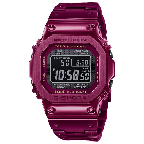 G-SHOCK Gショック ソーラー電波 腕時計 メンズ CASIO カシオ 2021年1月 GMW-B5000RD-4JF 70,0