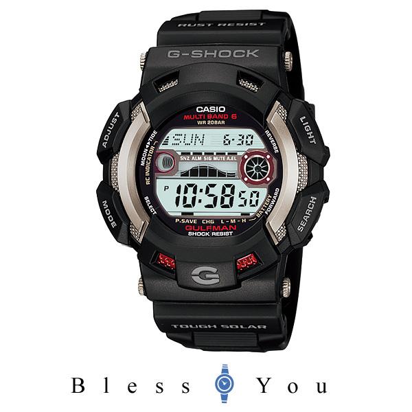 Gショックソーラー 電波 時計 GW-9110-1JF G-SHOCK ガルフマン ギフト 28350