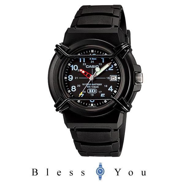 カシオ スタンダード CASIO 腕時計 HDA-600B-1BJF メンズウォッチ 新品お取寄せ品