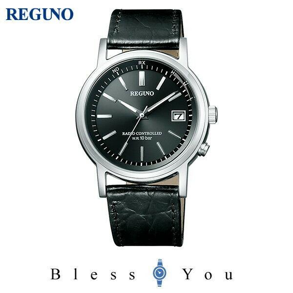 シチズン レグノ メンズ 腕時計 ソーラーテック ペアモデル 新品お取り寄せ KL7-019-50 18,0