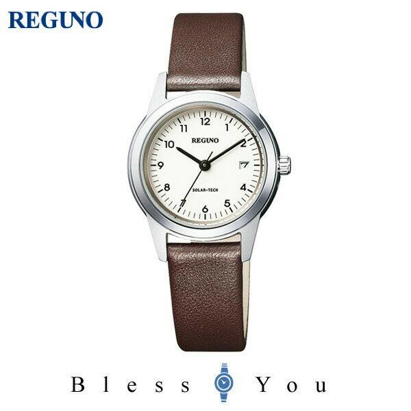 シチズン レグノ レディース 腕時計 ソーラーテック KM4-015-10 13,0