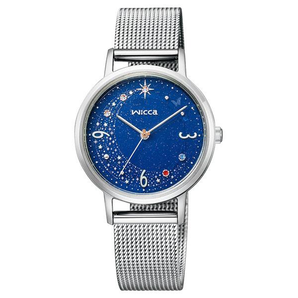 CITIZEN wicca シチズン ソーラー 腕時計 レディース ウィッカ 2020年11月発売 KP5-417-71 30,0
