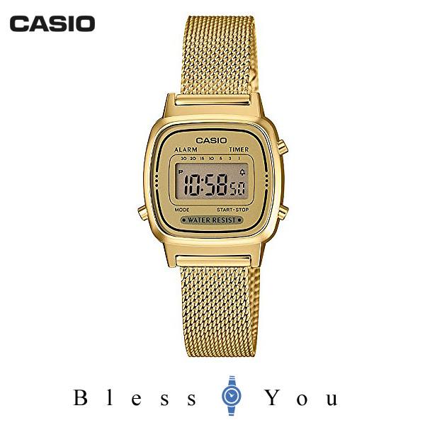 CASIO STANDARD カシオ 腕時計 レディース スタンダード ネット限定モデル LA670WEMY-9JF
