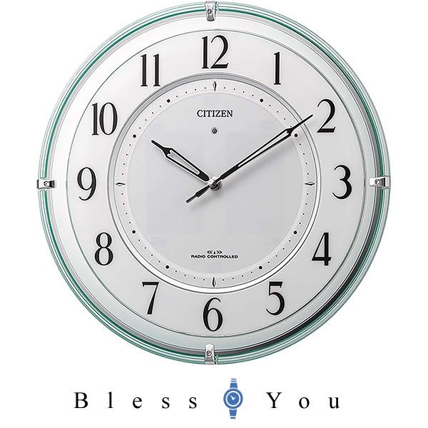 CITIZEN シチズン 掛け時計    4MY851-005 新品お取り寄せ 15,0