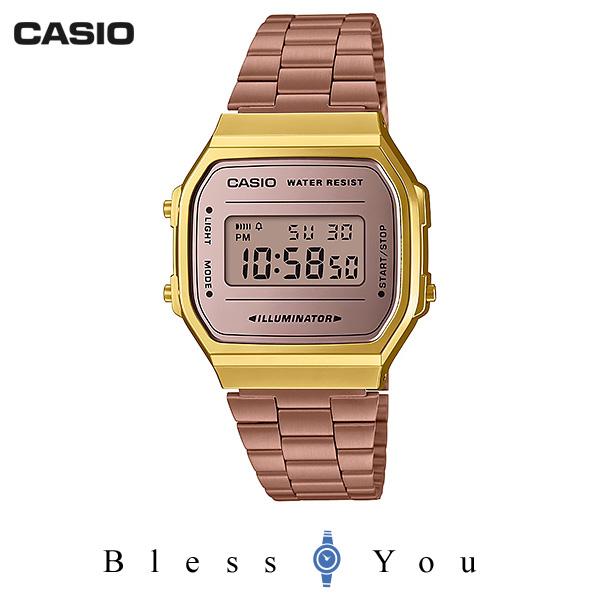 CASIO STANDARD カシオ 腕時計 メンズ スタンダード ネット限定モデル A168WECM-5JF