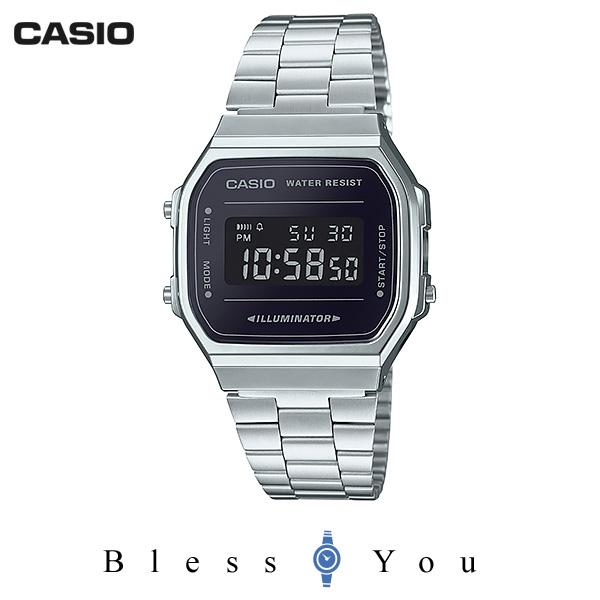 CASIO STANDARD カシオ 腕時計 メンズ スタンダード ネット限定モデル A168WEM-1JF