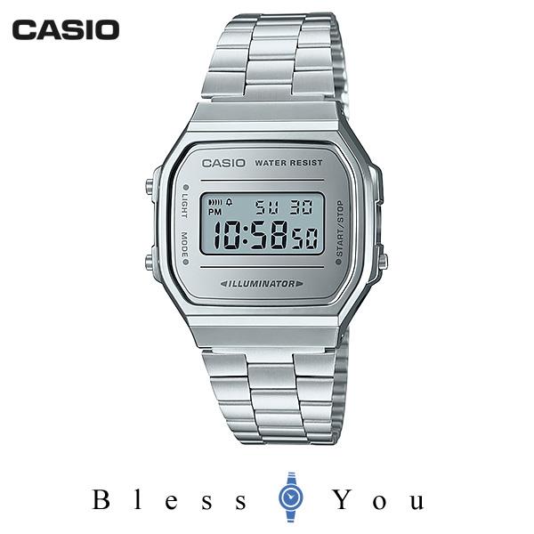 CASIO STANDARD カシオ 腕時計 メンズ スタンダード ネット限定モデル A168WEM-7JF