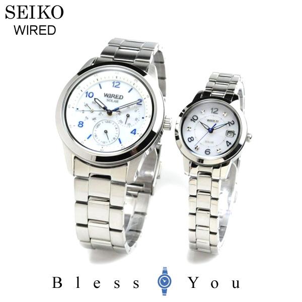 SEIKO WIRED WIREDf セイコー ワイアード & ワイアードエフ ペアウォッチ AGAD082-AGED082 42,0