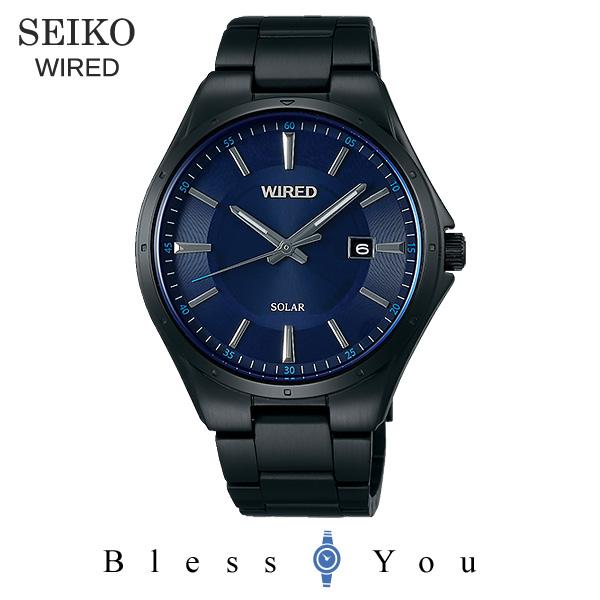 SEIKO WIRED セイコー ソーラー 腕時計 メンズ ワイアード AGAD403 22,0