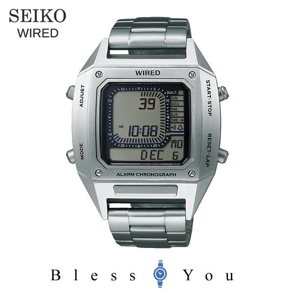 セイコー 腕時計 メンズ ワイアード AGAM401 28,0