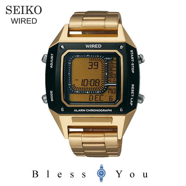 セイコー 腕時計 メンズ ワイアード AGAM402 30,0