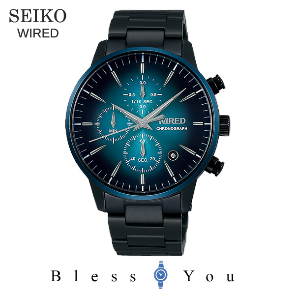 SEIKO WIRED セイコー 腕時計 メンズ ワイアード 2018年10月 AGAT420 25,0