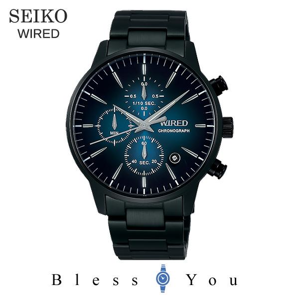 SEIKO WIRED セイコー 腕時計 メンズ ワイアード 2018年10月 AGAT422 25,0